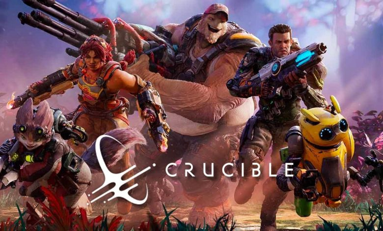 'Crucible', Amazon Game Studios Online Shooter Game Is Finally Here!