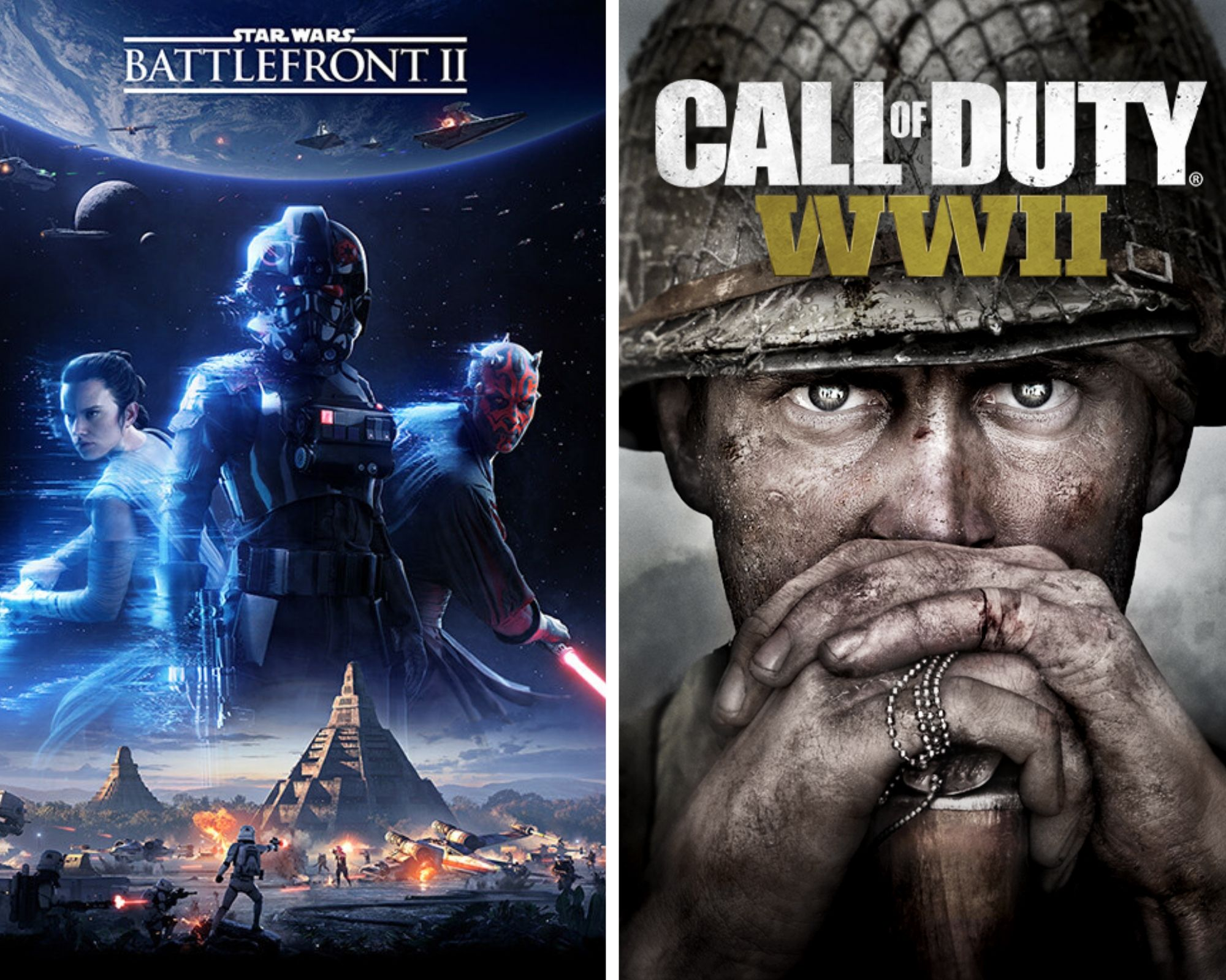 PS Plus Games for June 2020 Announced: Star Wars Battlefront II and Call of Duty: WWII