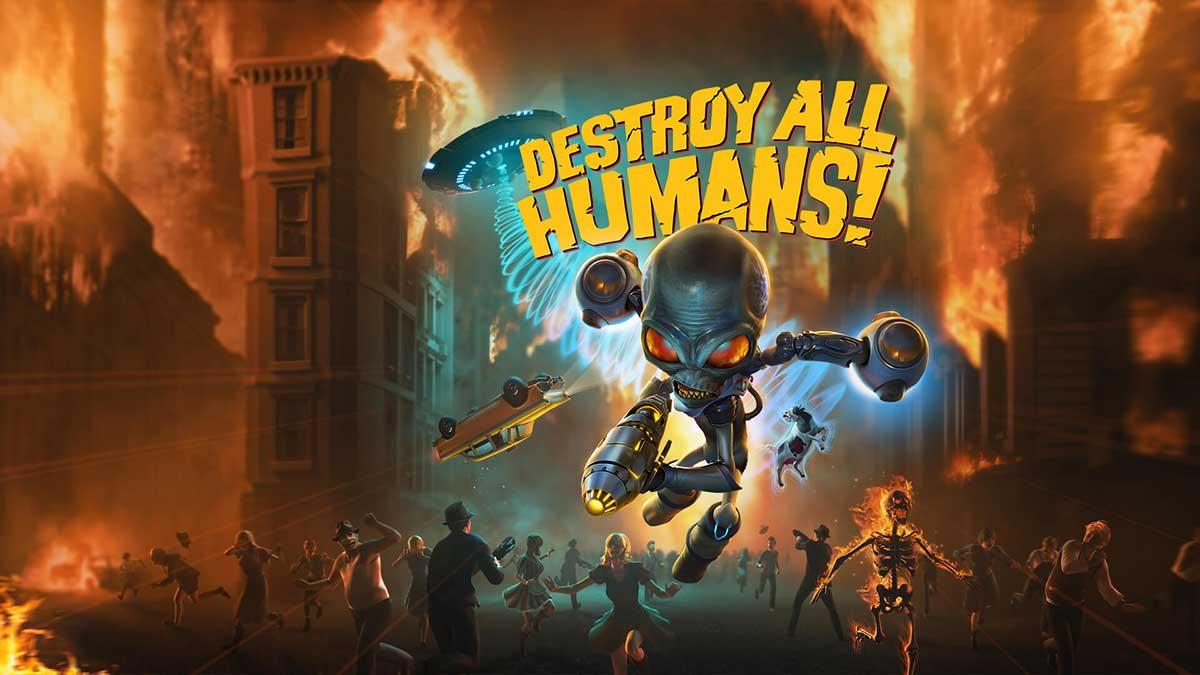 Destroy All Humans! Remake