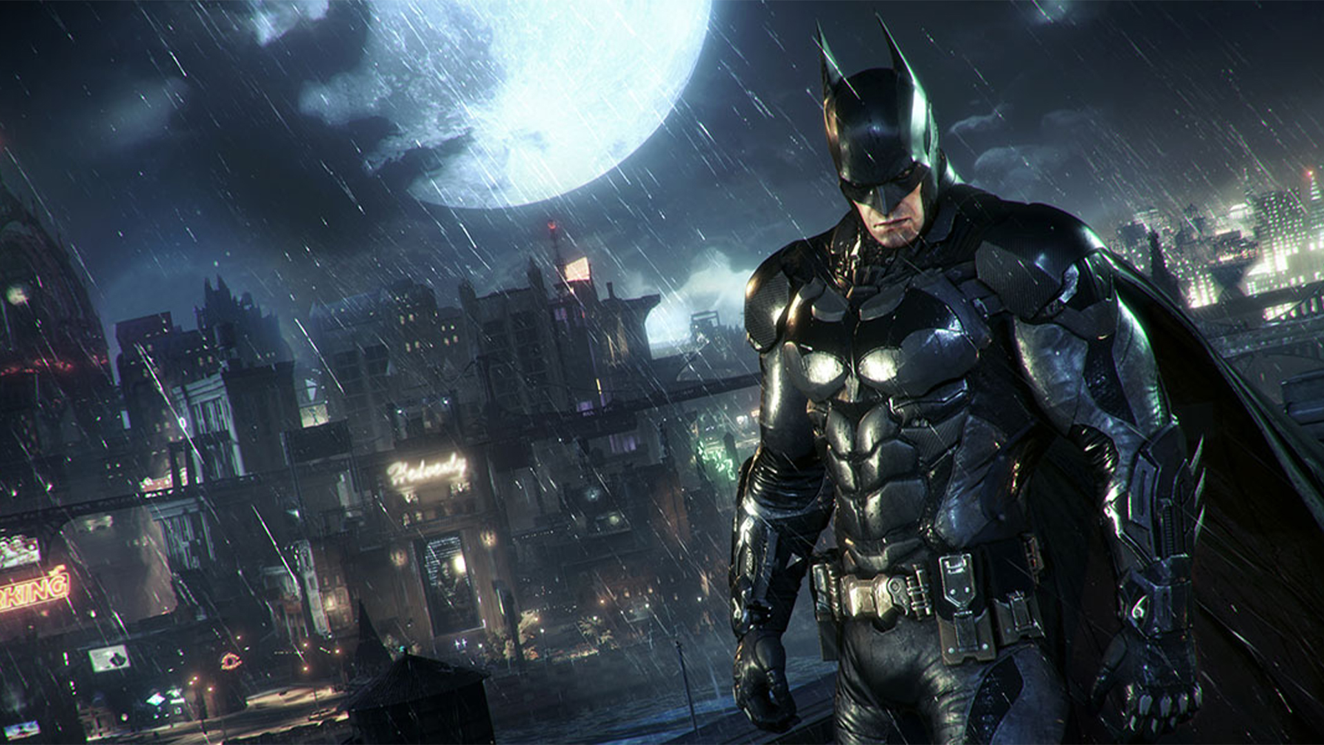 10 Batman Games to Play Before the Release of Gotham Knights