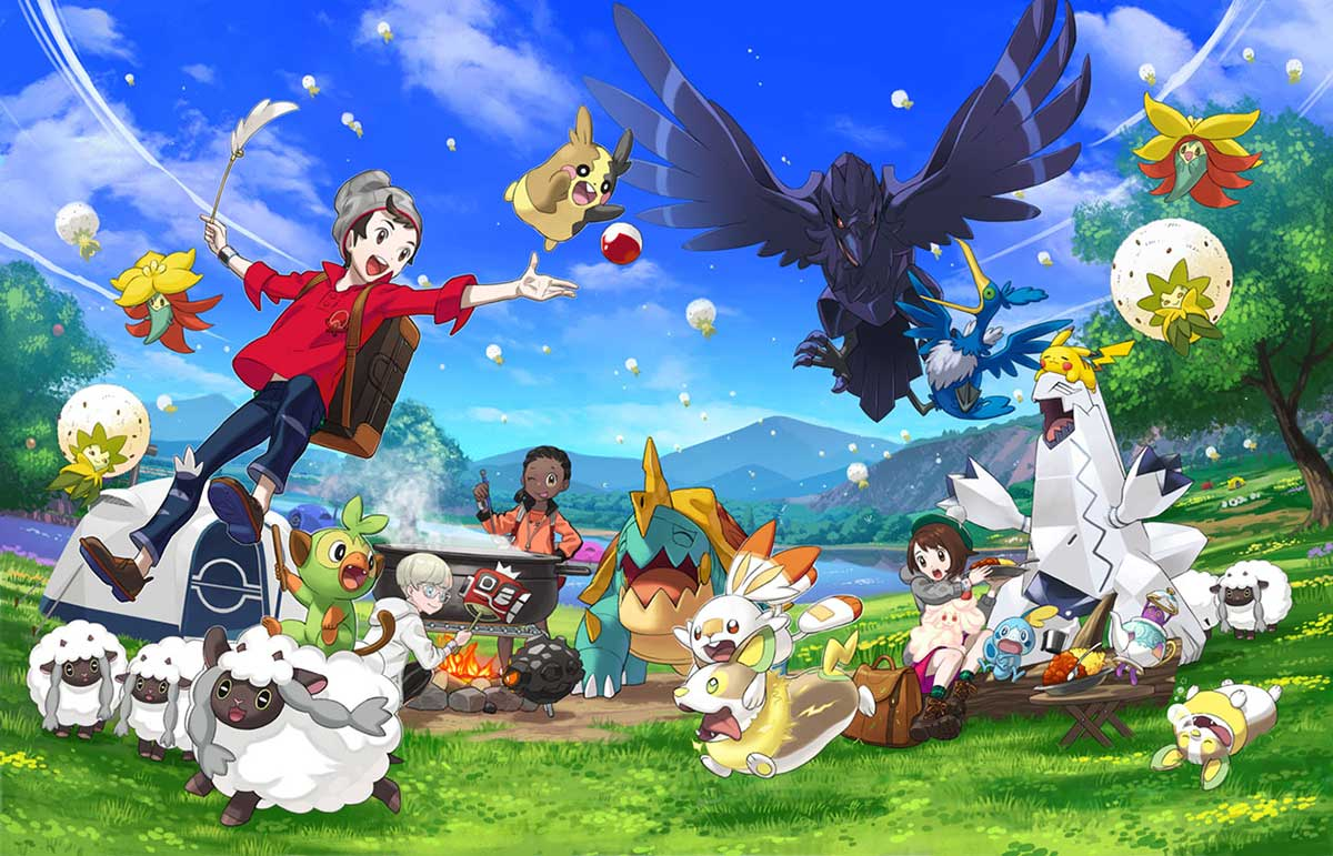What is Pokémon Sword & Shield?