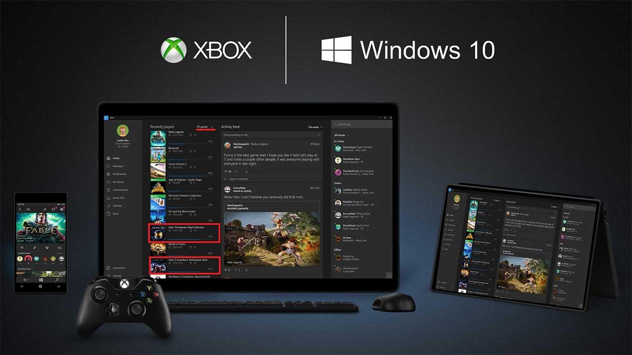 Windows Gaming Image