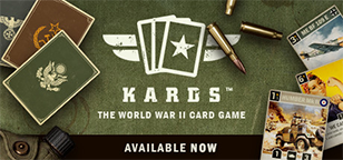 Kards: The World War II Collectible Card Game Thumbnail