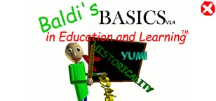 Baldi's Basics in Education and Learning Cover Art
