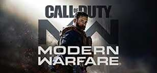 Call of Duty Modern Warfare Cover Art