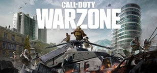 Call of Duty: Warzone Cover Art
