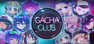 Gacha Club Cover Art