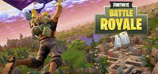 Fortnite Battle Royale Cover Art