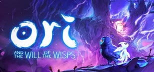 Ori and the Will of the Wisps Cover Art