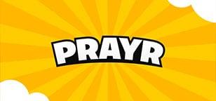 Prayr Cover Art