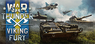 War Thunder Cover Art