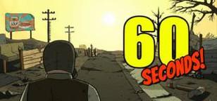 60 Seconds! Cover Art