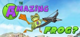 Amazing Frog? Cover Art