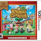 Animal Crossing: New Leaf Cover Art
