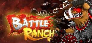 Battle Ranch: Pigs vs Plants Cover Art