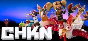 CHKN Cover Art