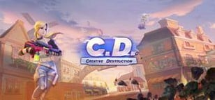 Creative Destruction Cover Art
