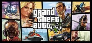 Grand Theft Auto V Cover Art