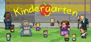 Kindergarten Cover Art