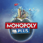 MONOPOLY PLUS Cover Art