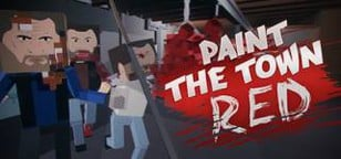 Paint the Town Red Cover Art