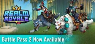 Realm Royale Cover Art