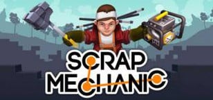 Scrap Mechanic Cover Art