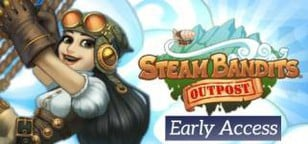 Steam Bandits: Outpost Cover Art