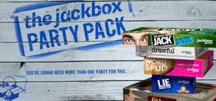 The Jackbox Party Pack Cover Art