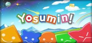 Yosumin!™ Cover Art