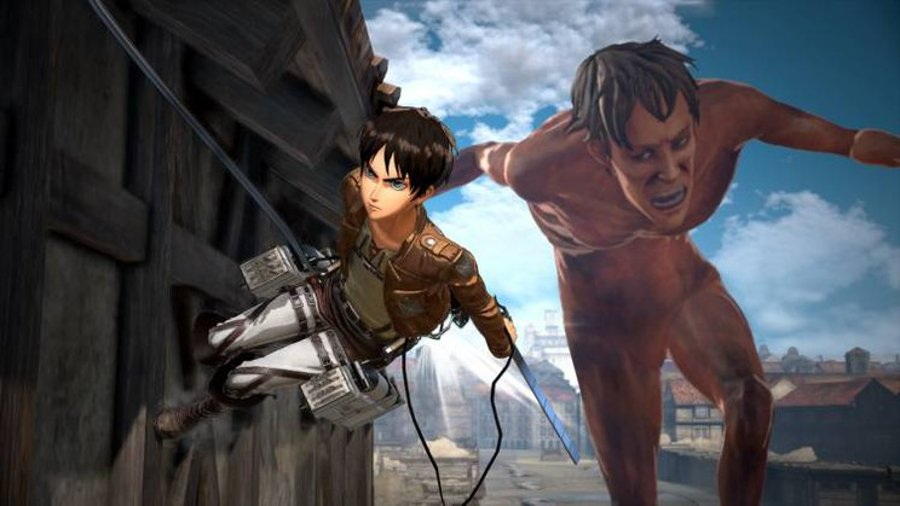 Attack on Titan Review (Xbox One) - ThisGenGaming